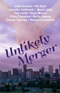 cover of unlikely merger