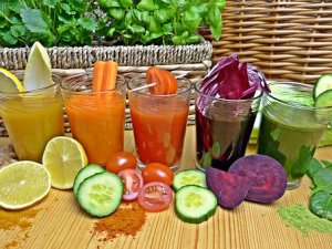 Smoothies, detox
